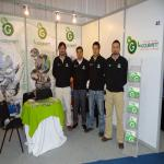 Stand, Encuentro empresarial BCI 2011